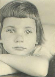 Ruth as a child