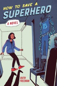 How to Save a Superhero cover